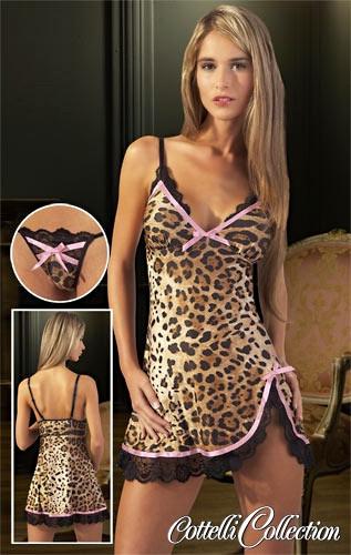 Kleid mit String 2711087